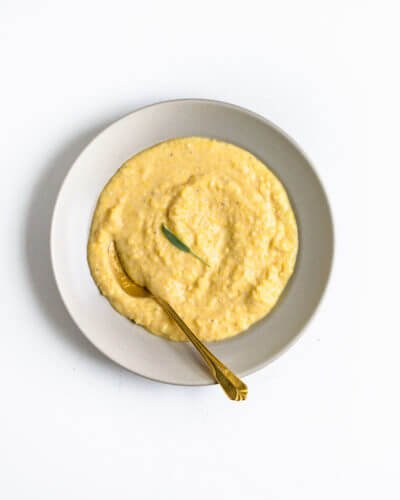 vegan polenta