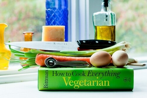 how to cook everything vegetarian recipes