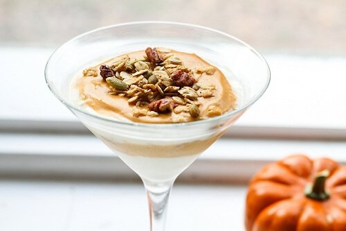Pumpkin Parfaits
