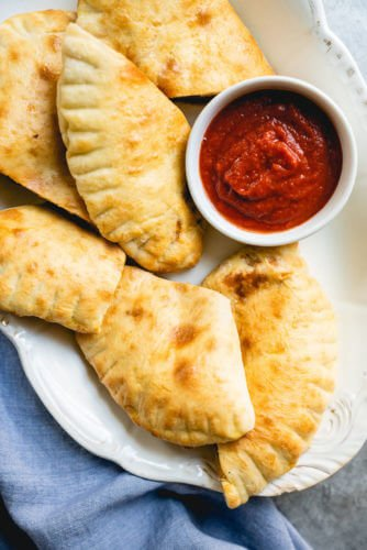 Easy calzone recipe | how to make a calzone | calzone dough recipe | Homemade calzone
