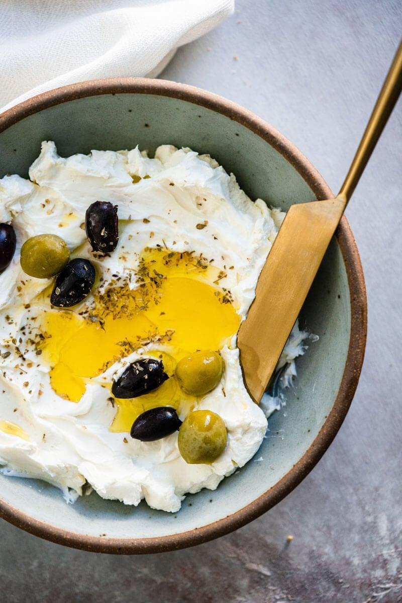 Labneh recipe