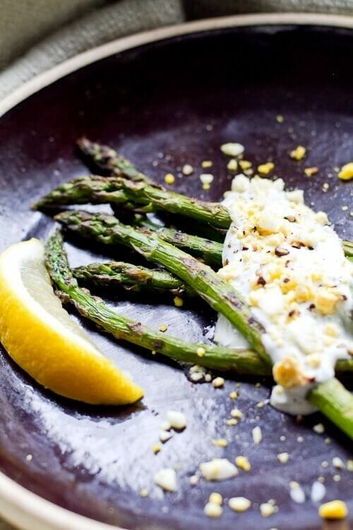 Best Sauce for Asparagus