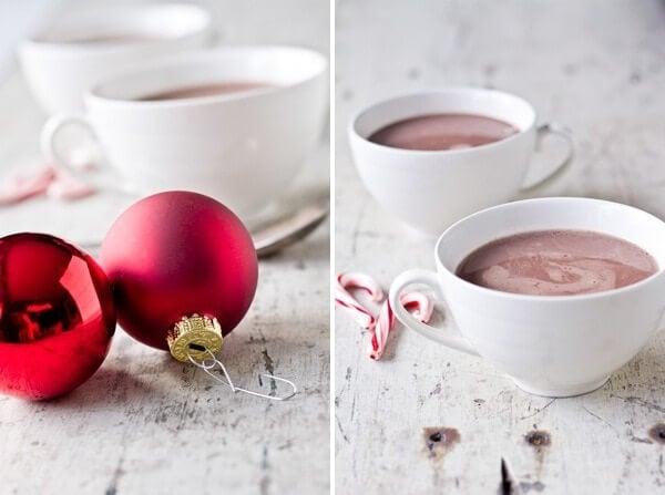 Homemade Natural Hot Chocolate