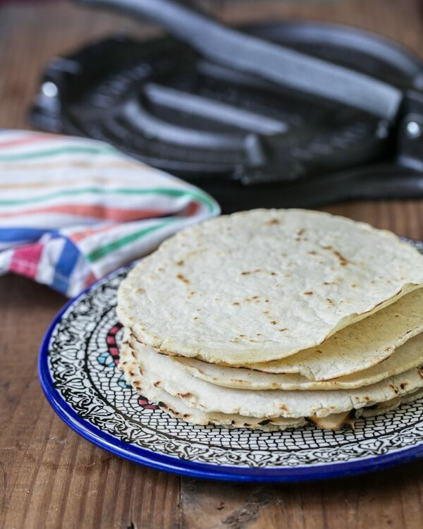 Corn Tortilla Recipe A Couple Cooks