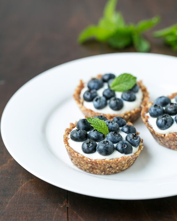 Blueberry Tartlettes
