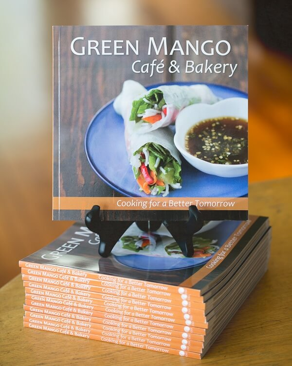 The Green Mango Café Cookbook: Giveaway