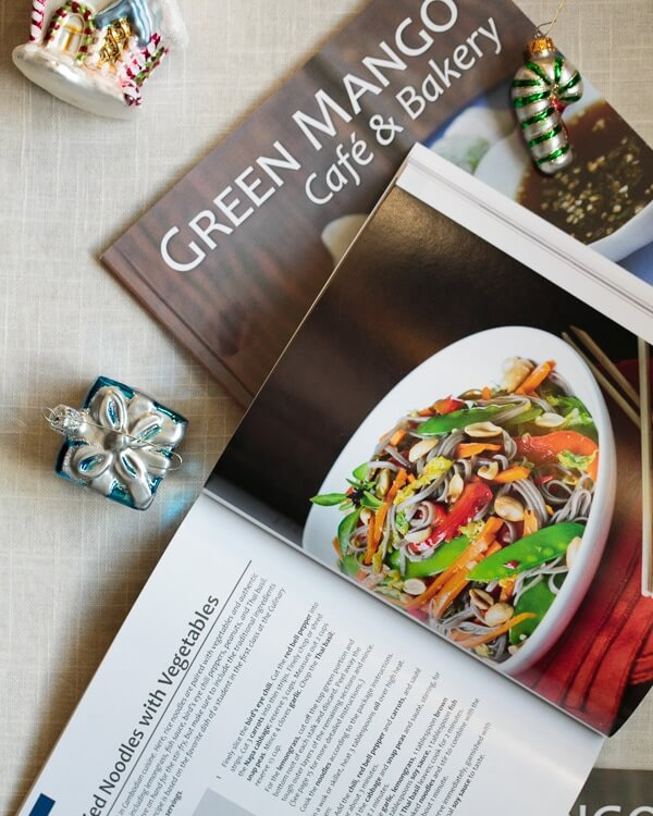 Green Mango Cafe Cookbook