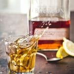Easy whiskey sour