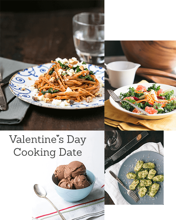 cooking for your date
