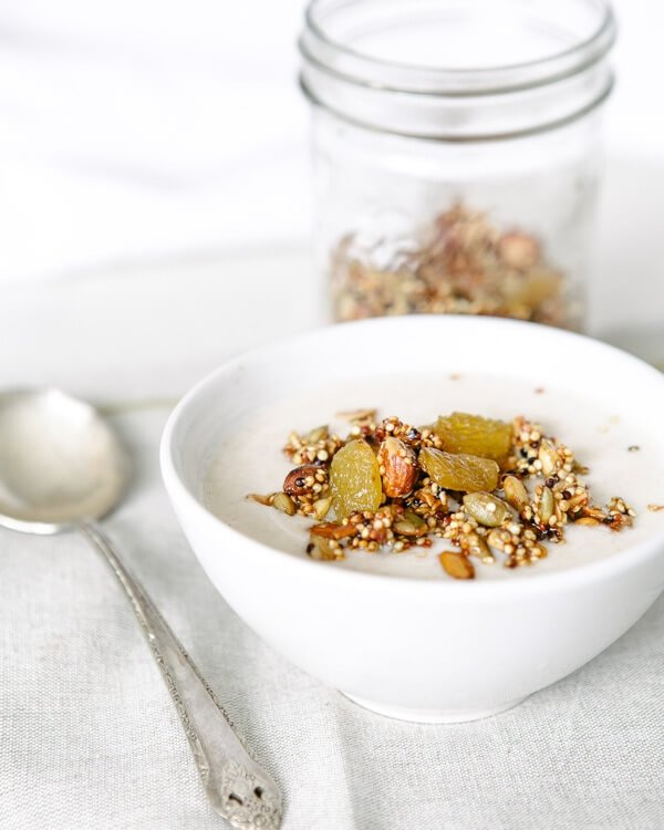 Crispy Quinoa Granola