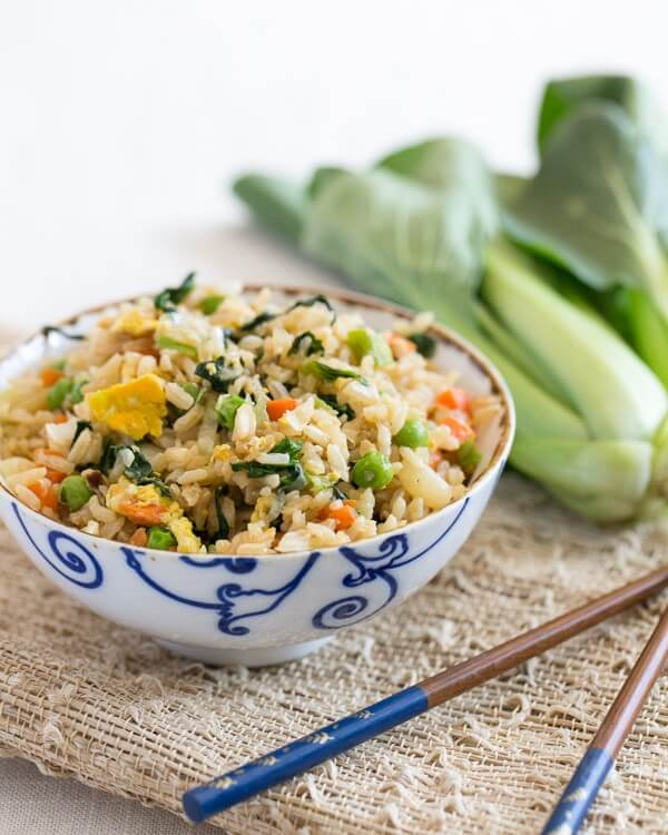 Market Vegetable Fried Rice