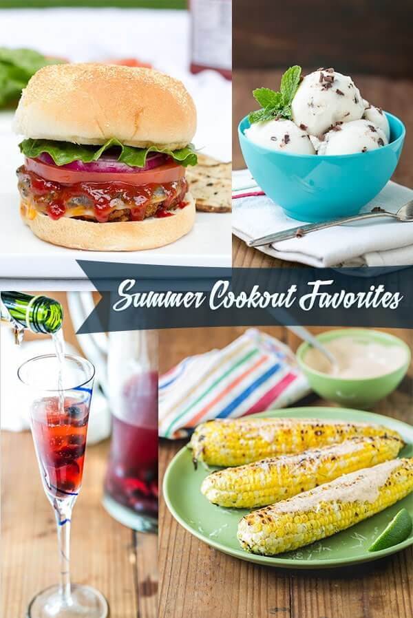 Summer Cookout Favorites