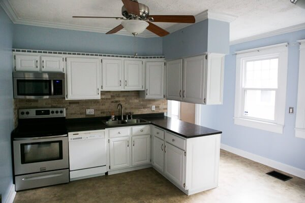A Couple Cooks Kitchen Before