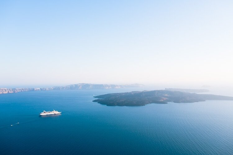 Santorini, Greece | Caldera