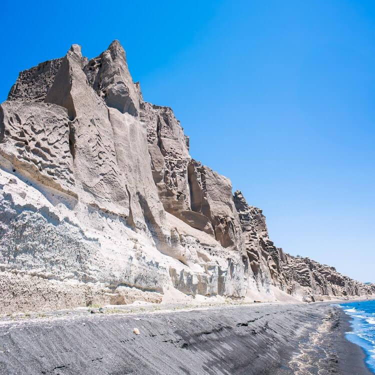 Vlychada Beach | Santorini Beaches