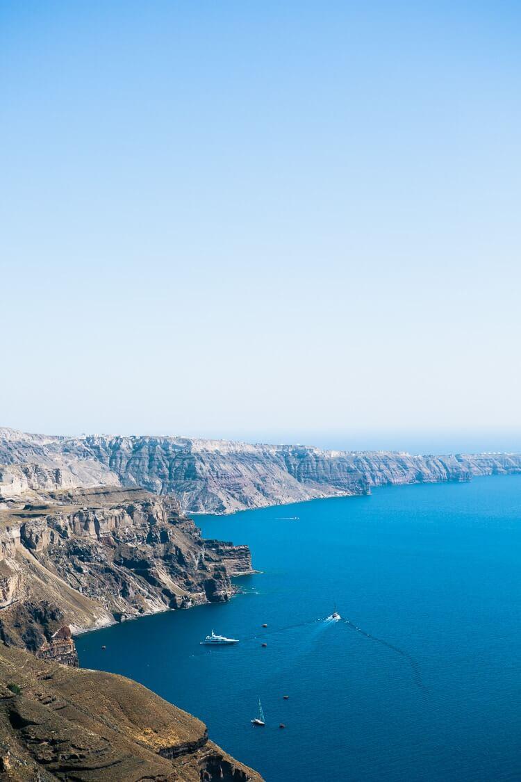 Caldera | Santorini pics