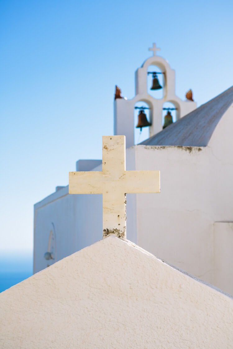 Cross | Greek church