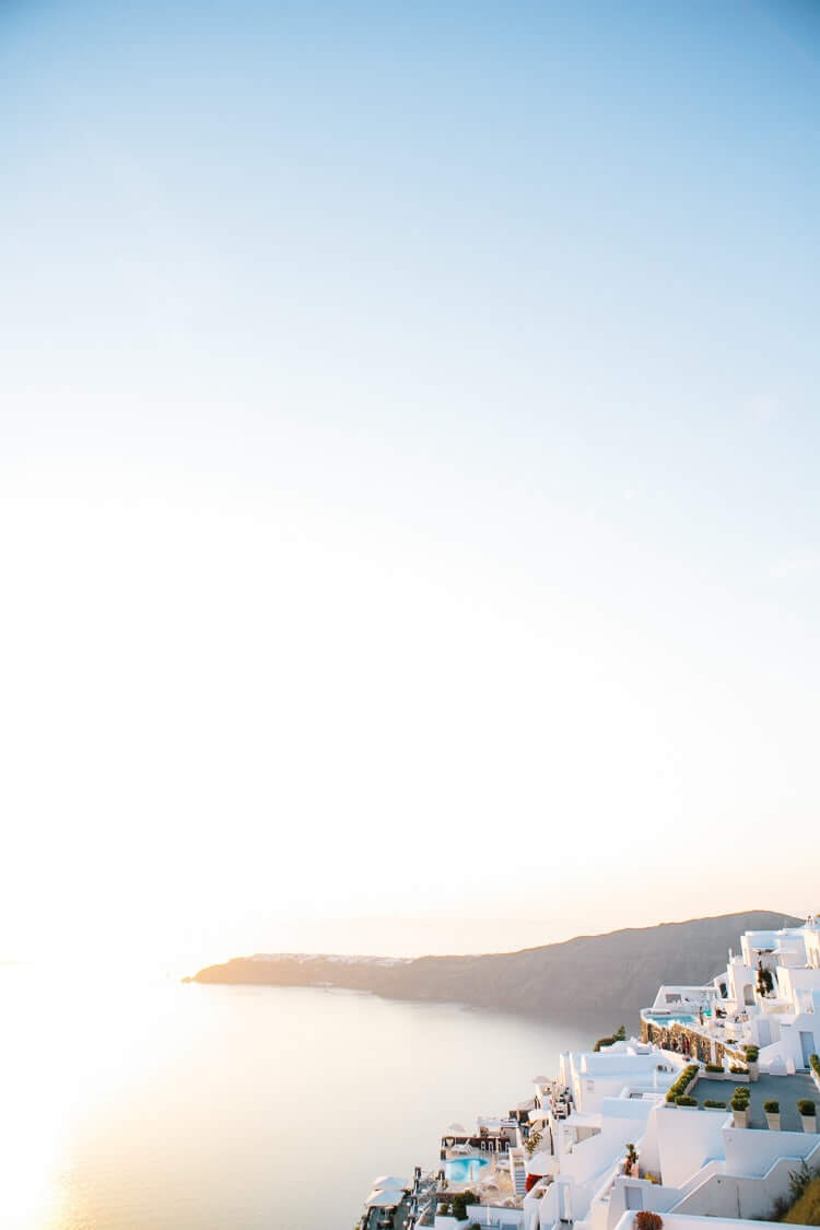 Things to do in Santorini Greece | Sunset in Greek islands