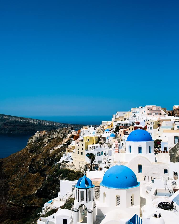 Things to do in Santorini Greece | Santorini pics | Oia
