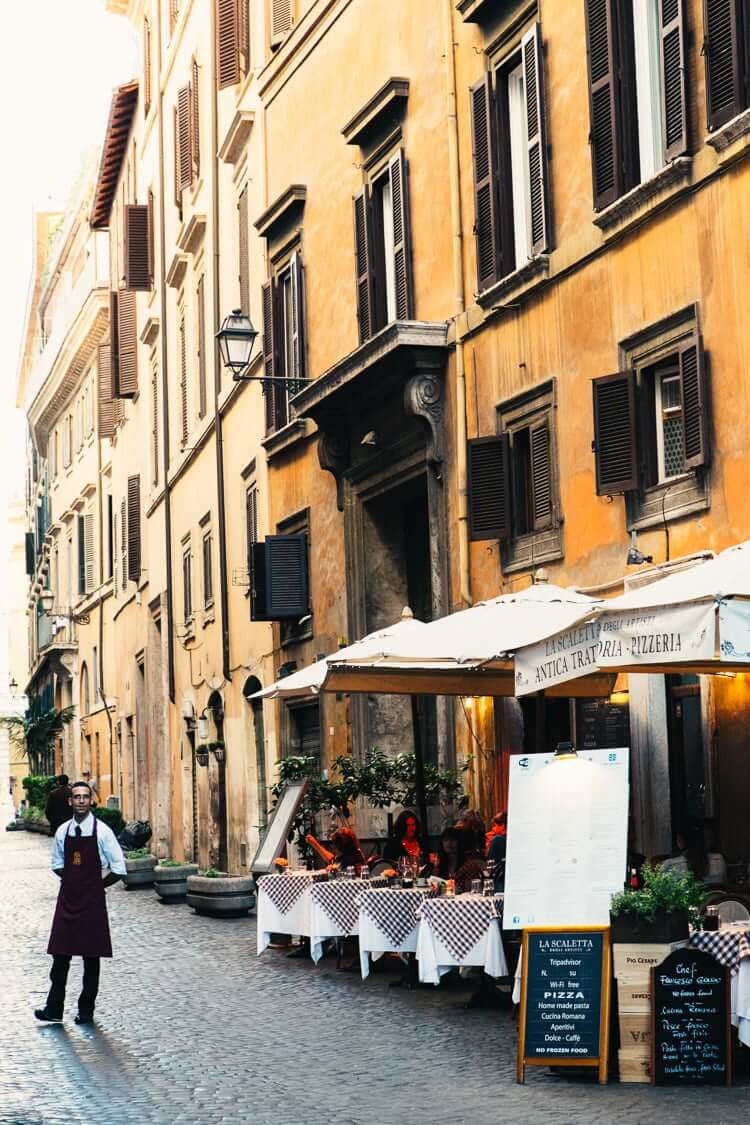 What to Do in Rome Italy | Where to eat in Rome