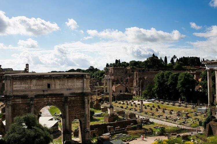 Things to Do in Rome Italy | The Roman Forum