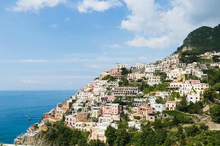 Amalfi Coast Italy | Amalfi Coast Positano