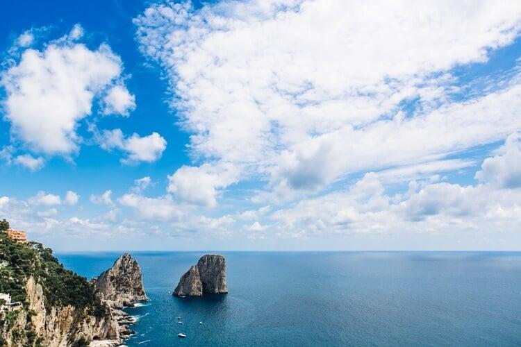Capri Italy | Il Faraglione