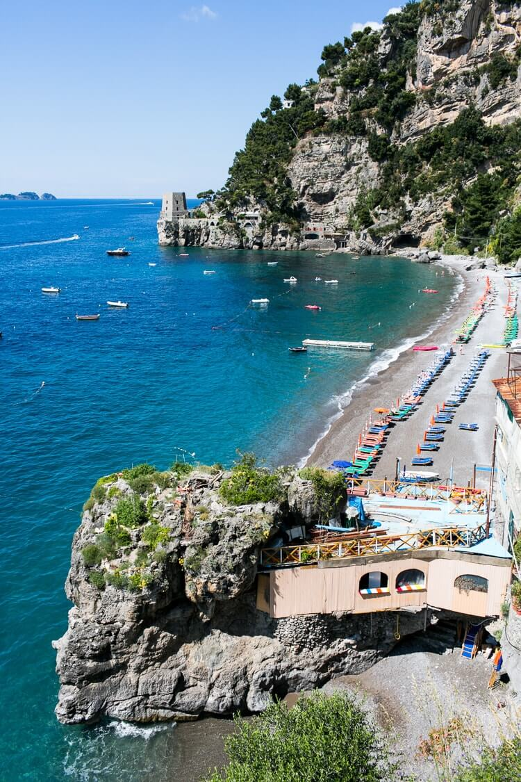 Best beaches in Amalfi Coast | Amalfi Coast beaches