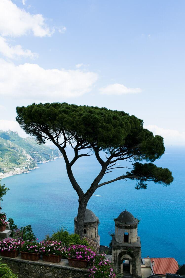 Amalfi Coast Italy | Via Rufolo | Ravello