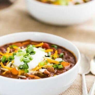 Sweet potato chili recipe |13 Best Healthy & Easy Soup Recipes | Best soup recipes | Easy soup recipes