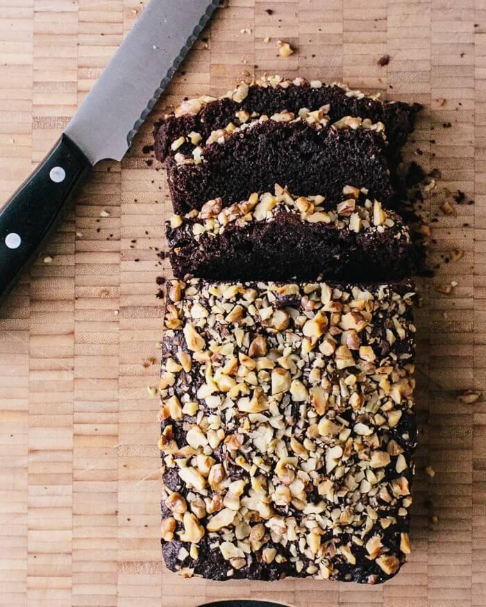 Chocolate Banana Bread | A Couple Cooks