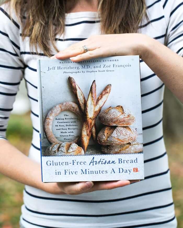 GF Artisan Bread - 001