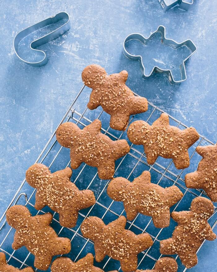 Soft Gingerbread Cookies | Gingerbread cookie recipe