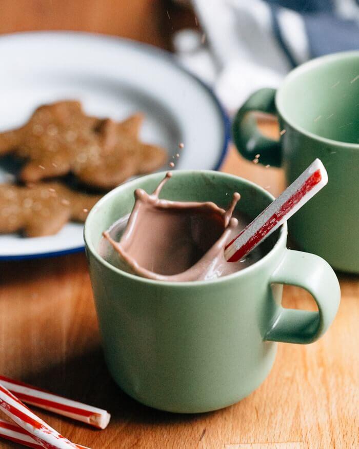 All natural hot cocoa recipe