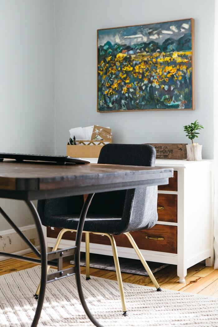 Our House: Office Reno Reveal | A Couple Cooks