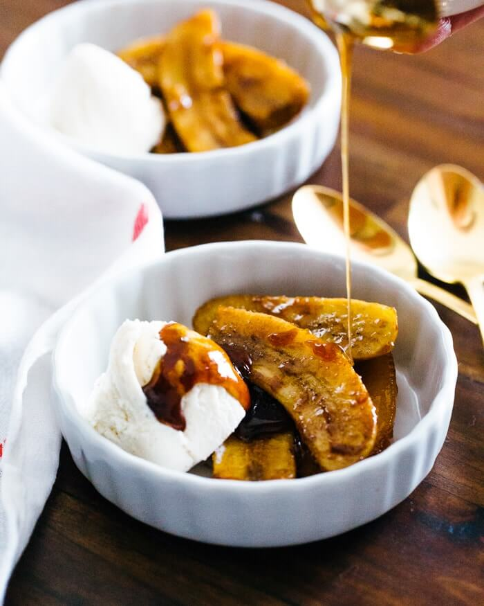 Bananas Foster | A Couple Cooks