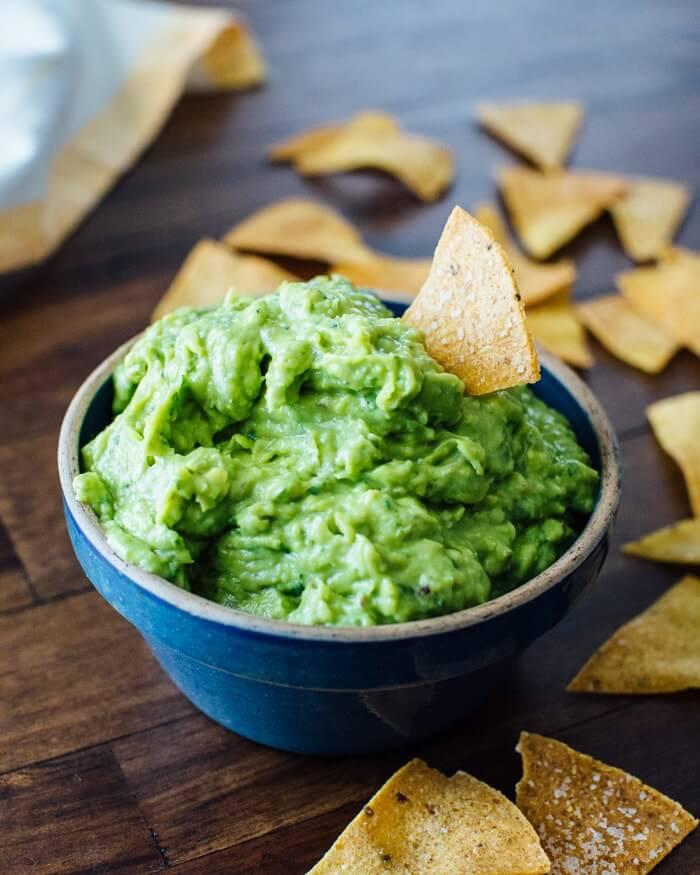 Easy Guacamole | A Couple Cooks