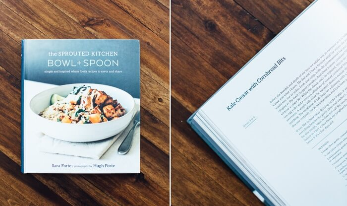 bowl + spoon cookbook