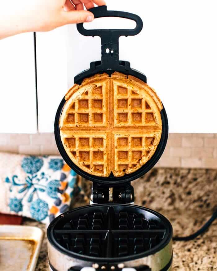 Waffle Party - 020