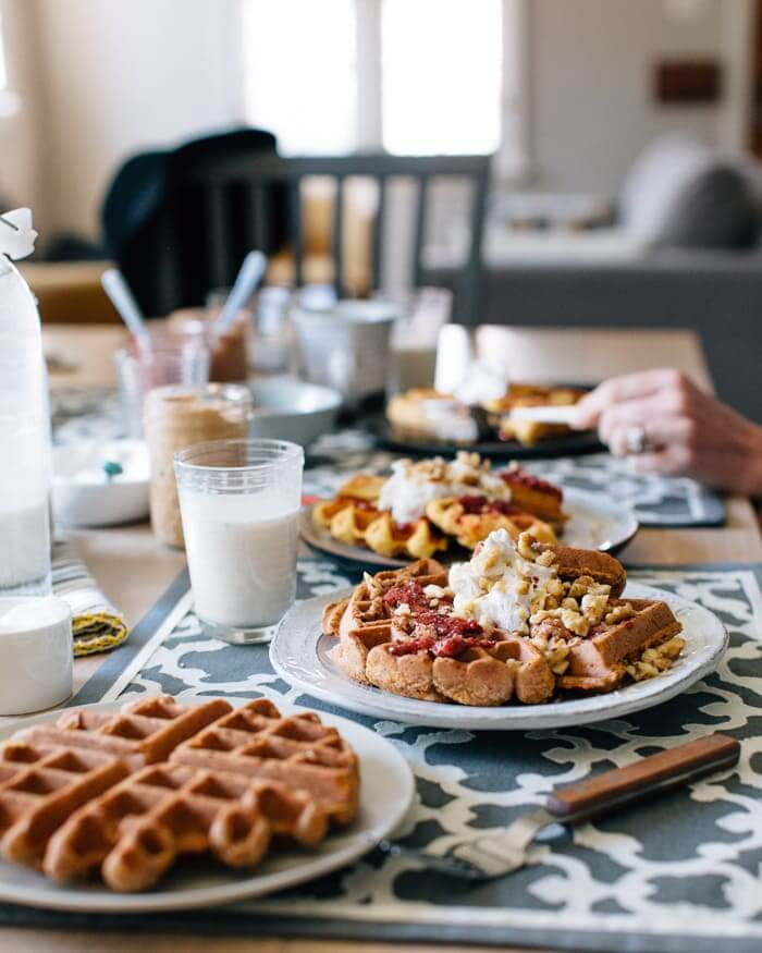Waffle Party | A Couple Cooks