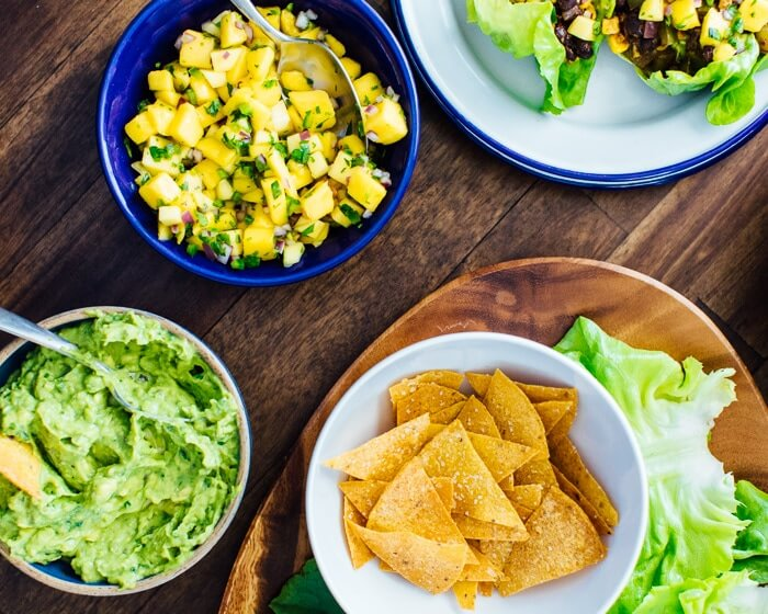 Mexican Fiesta Menu | A Couple Cooks