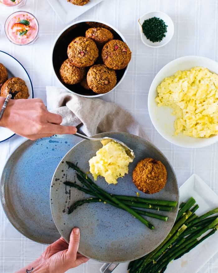 Spring Brunch Menu | A Couple Cooks