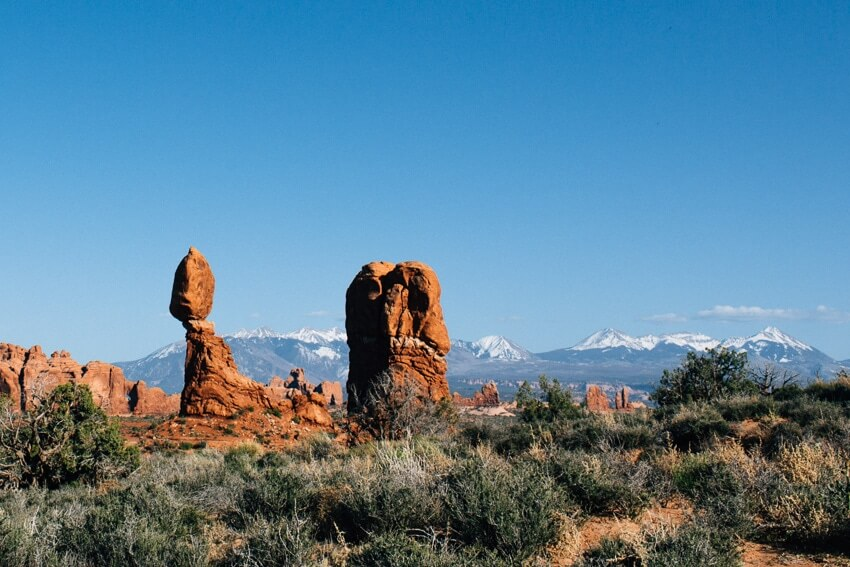 Things to Do in Arches National Park Utah | Utah Arches
