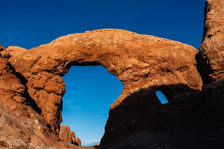 Things to Do in Arches National Park Utah | North and South Windows