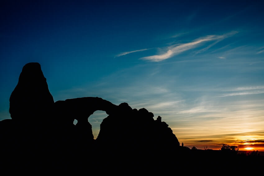 Utah Arches | North and South Windows