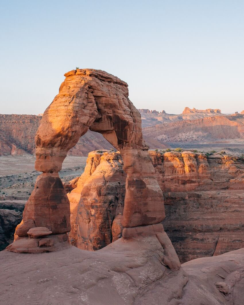 Things to Do in Arches National Park Utah | Utah Arches | Delicate Arch