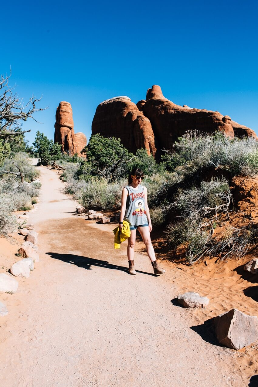 Things to Do in Arches National Park Utah | Utah Arches | Landscape Arch