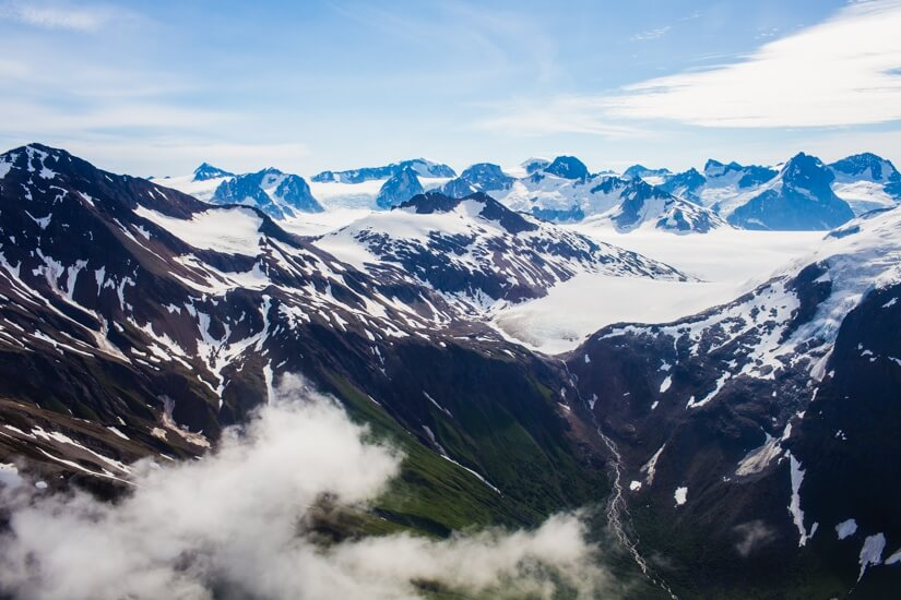Mountains in Alaska | Skagway Alaska
