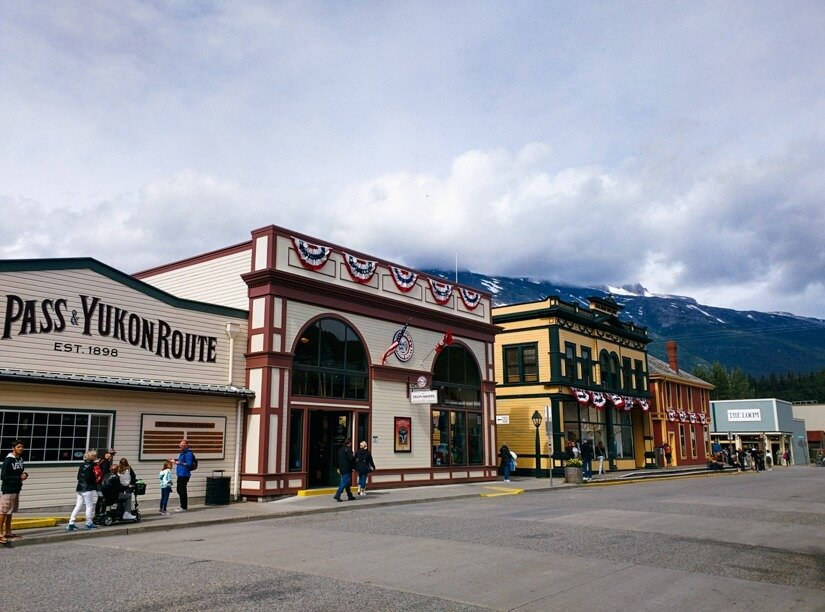 Things to do in Skagway Alaska