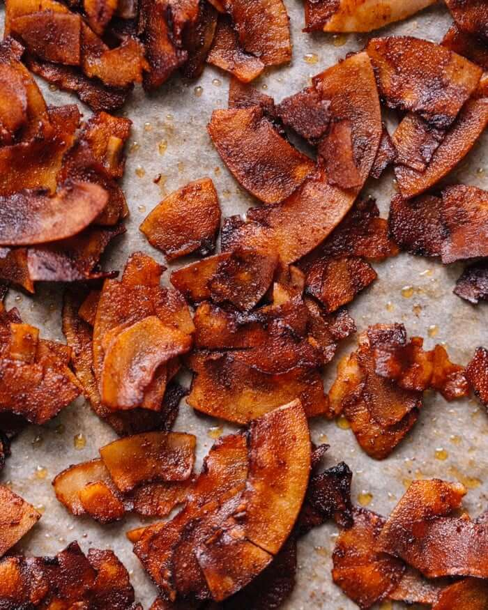 Vegan bacon